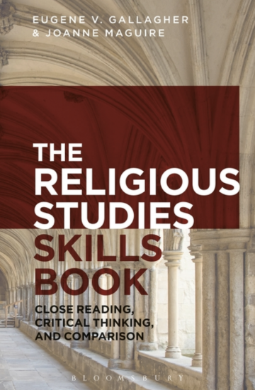 Religious Studies Skills Book cover