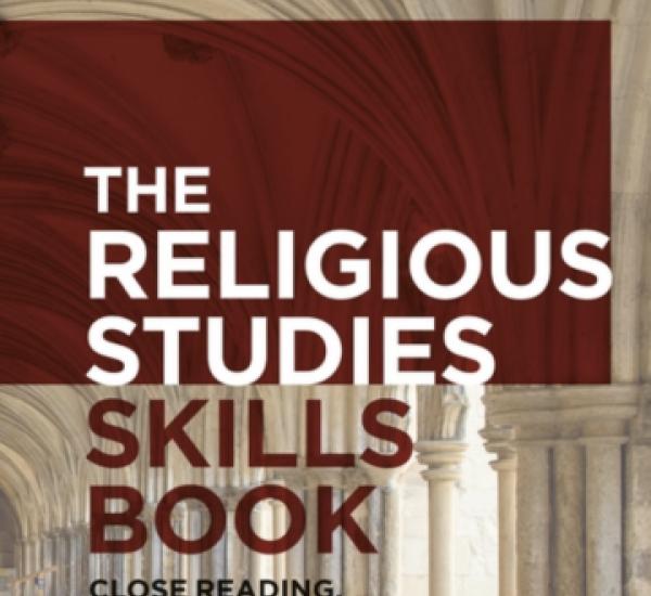 Religious Studies Skills Book cover